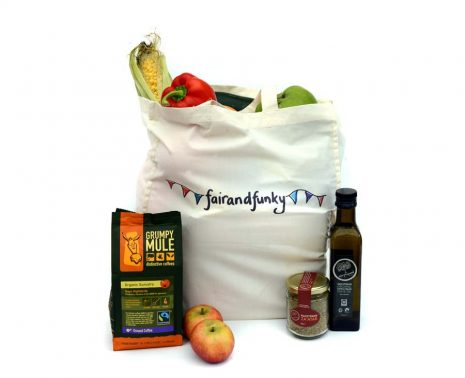 fairandfunky Fairtrade Cotton Bag