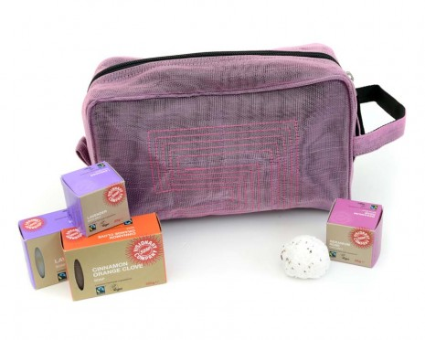 Cosmetic Case – Recycled Net