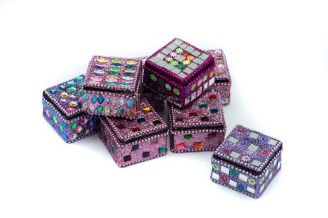 Trinket Boxes – Glitter