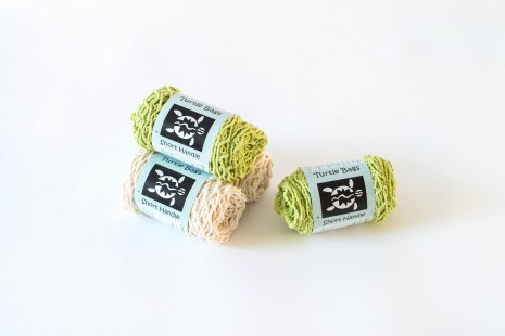 Organic String Bag – Short Handle