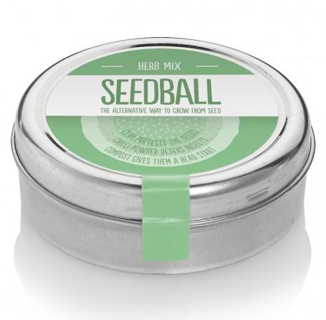 Seedball – Herb Mix Tin