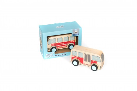 Money Box Bus