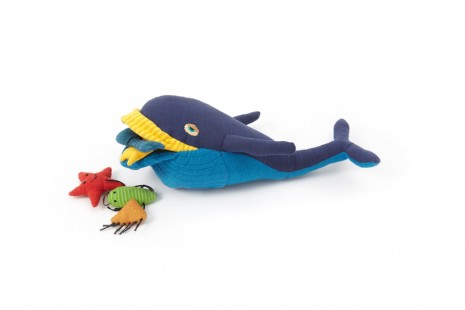 Whale and Friends Soft Toy