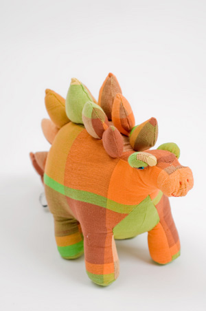 Super Steg Soft Toy