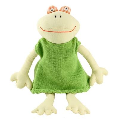 Soft Dressed Frog