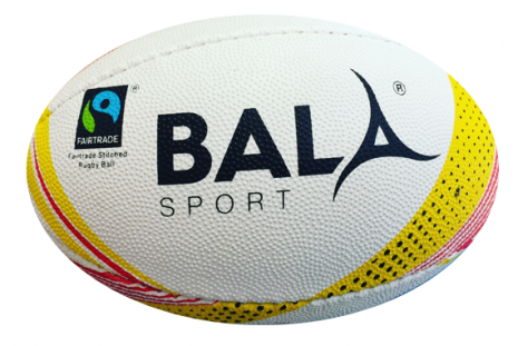 Fairtrade Rugby Ball – mini