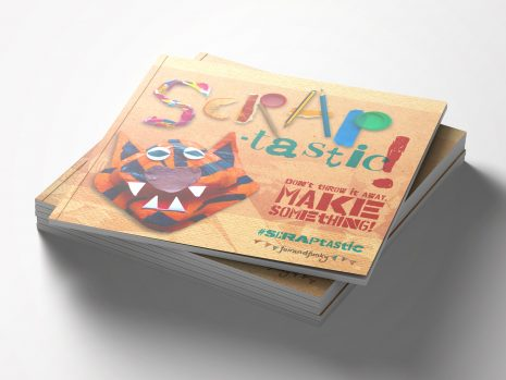 'SCRAPtastic' Book