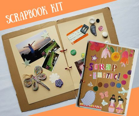 SCRAPbook Craft Kit