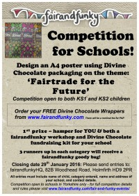Schools Poster Competition