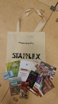 Stafflex goody bag