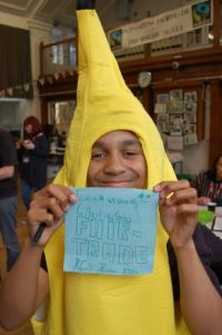 """Good balance of information and practical activities that really engaged students."" Leicester Fairtrade Conference"