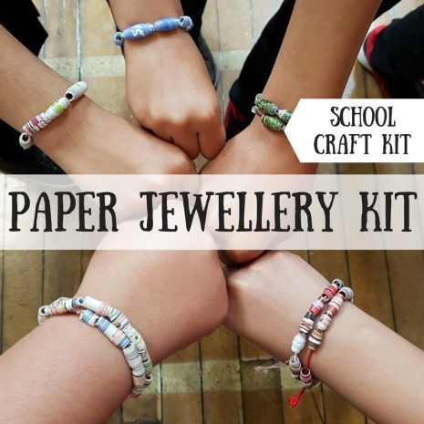 Paper Jewellery Craft Kit for Schools