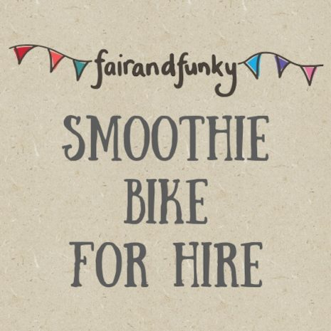 Smoothie Bike Deluxe Package
